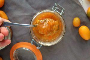 Kumquat Ginger Marmalade