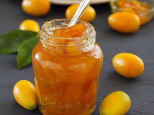 Kumquat Rosemary Black Pepper Marmalade