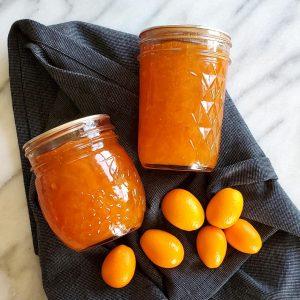 Kumquat Vanilla Marmalade
