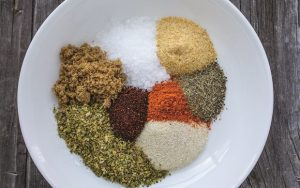 Laura's Dry Rub Mix