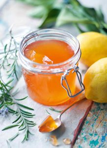 Lemon – Honey Jelly