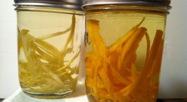 Lemon or Orange Extract