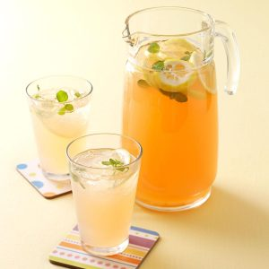 Mango Peach Lemonade Concentrate