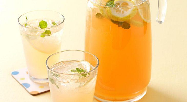Mango Peach Lemonade Concentrate