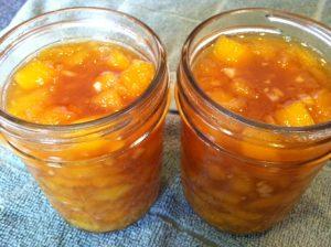 Mango-Rum Chutney