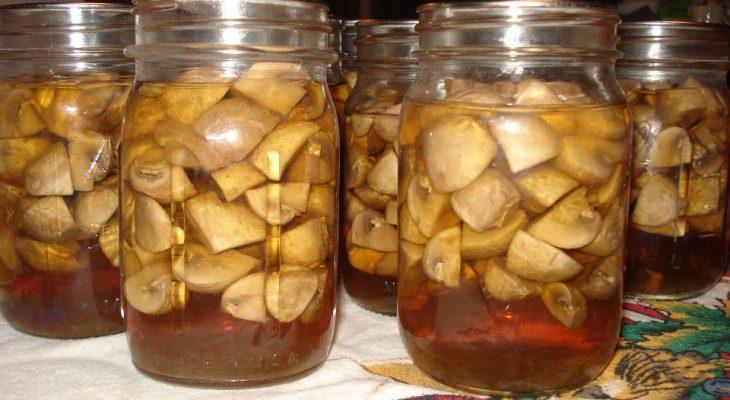 Mushrooms – Whole or Sliced