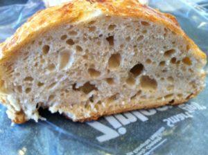 New York Times 4 ingredient bread