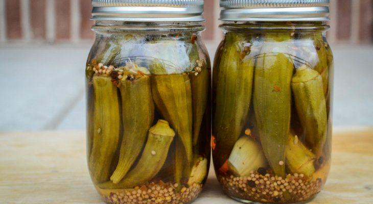 Okra Pickles