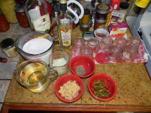 Onion Garlic Pepper Jelly
