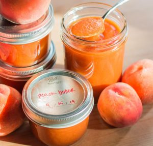 Peach-Honey Butter