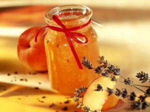 Peach Lavender Jam – Paula's homemade!
