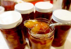 Peach Rum Sauce