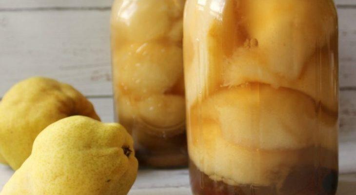 Pear Pie Filling