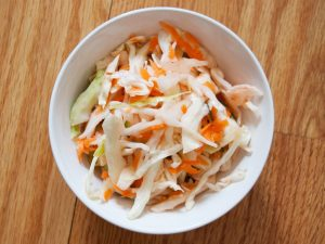 Pickled Cabbage Slaw