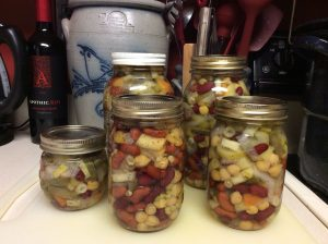 Pickled Three-Bean Salad