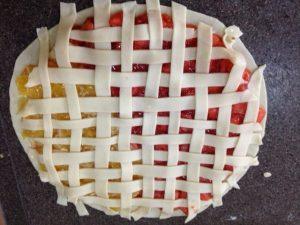 Pie Filling Cookies