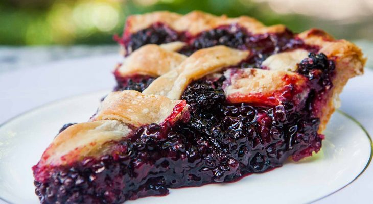 Razzleberry Pie Filling