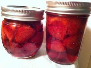 Rhubarb Grapefruit Marmalade