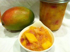 SB Canning Spicy Mango Salsa