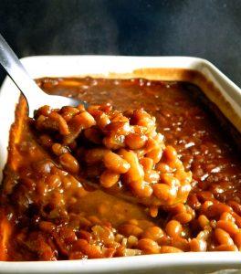 SB Summer BBQ Beans
