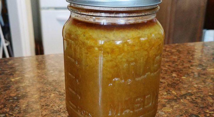 Savory Orange Sauce