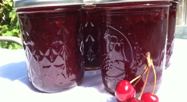 Sour Cherry Jelly