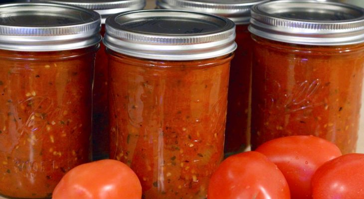 Spaghetti Sauce without Meat