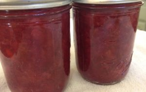 Strawberry All Natural Jam