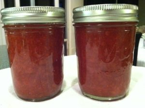 Strawberry Chipotle Jam