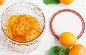 Strawberry Kumquat Honey Jam