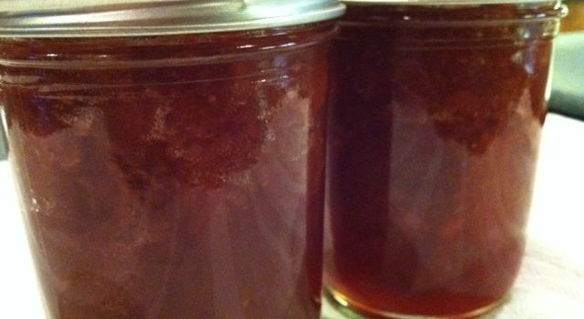 Strawberry Kumquat Jam