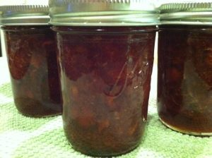 Strawberry Meyer Lemon Marmalade