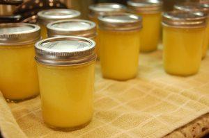 Sunshine Citrus Dessert Sauce
