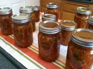 Super yummy Tomato Salsa