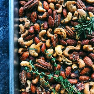 Sweet Heat Mixed Nuts