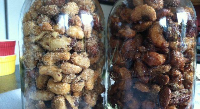Sweet Heat Mixed Nuts