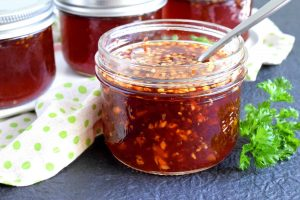 Thai Hot and Sweet Dipping Sauce