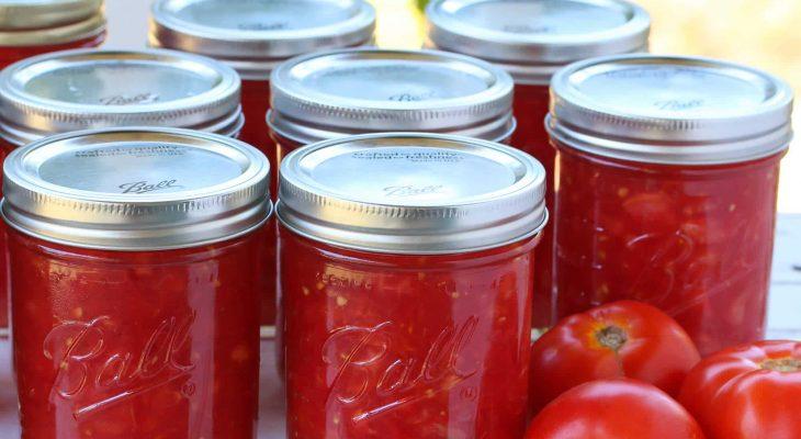 Tomato Preserve