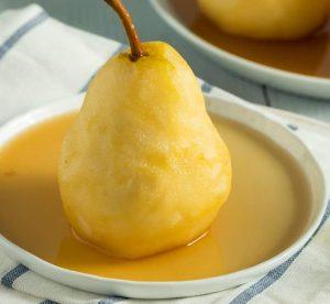 Vanilla or Cinnamon Pears in Light Syrup