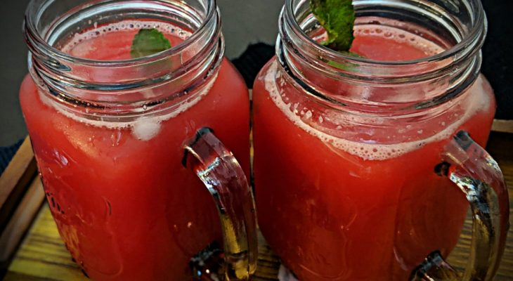 Watermelon Lemonade Concentrate