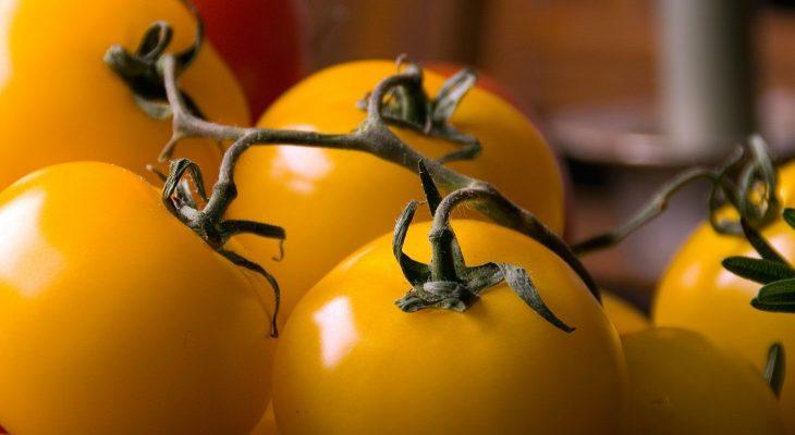 Yellow Tomato Thyme Jam