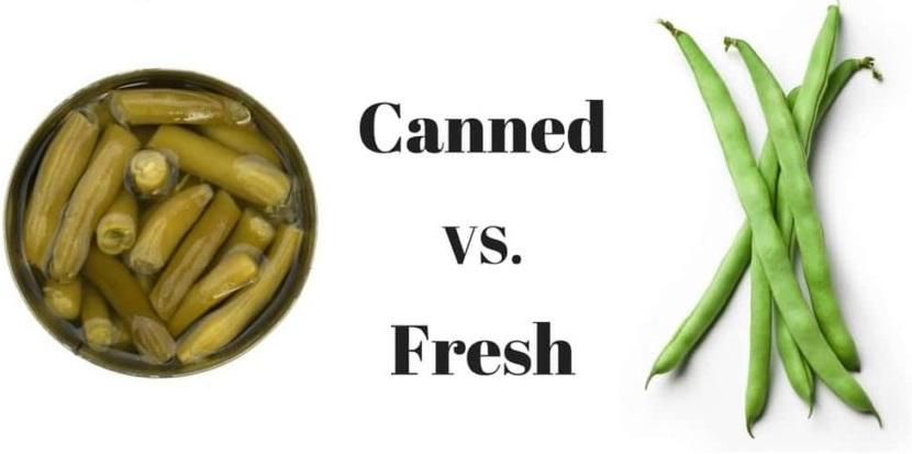 Nutritional Value of Canning Your Own Food!