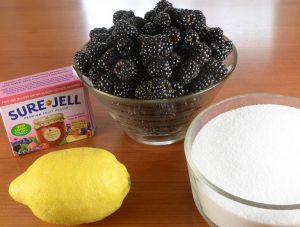Seedless Blackberry Jelly