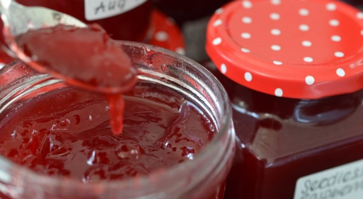 Seedless Raspberry Jelly Recipe