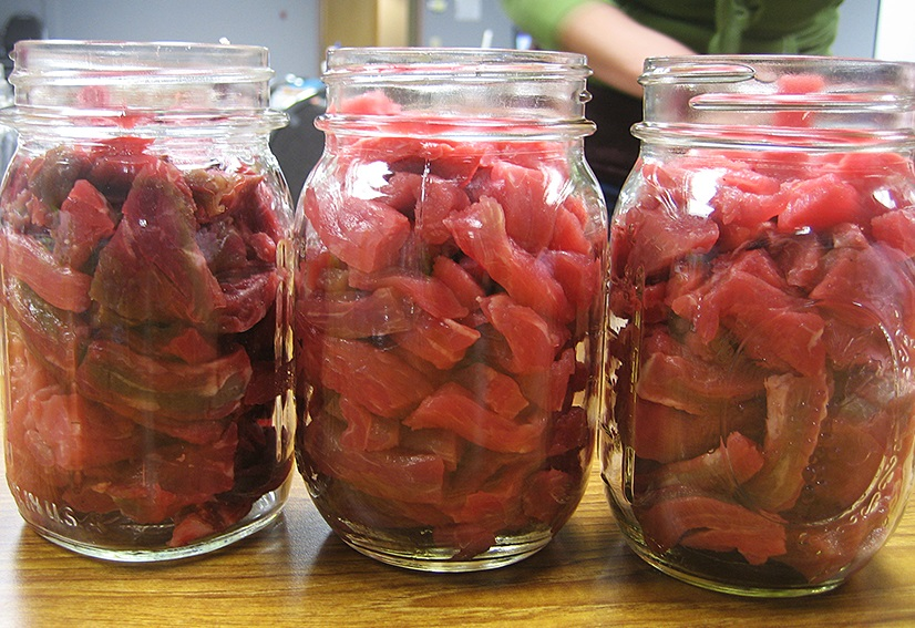 Meat Preservation by Canning