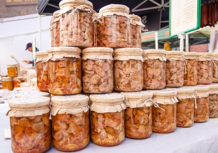 Types of Meat Good for Canning