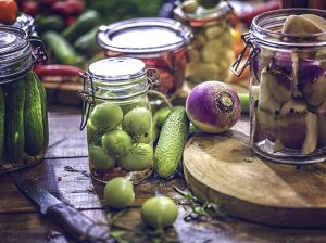 homemade canning