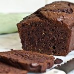 Zuchinni chocolate bread