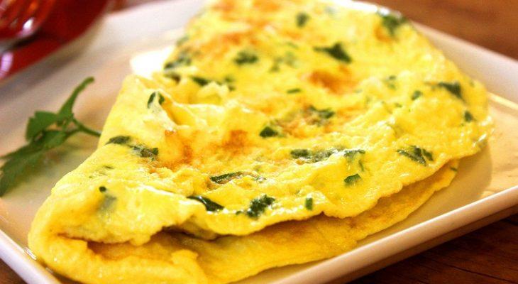 Herbs & Omelette