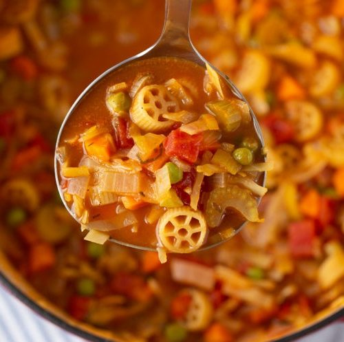 Magnificent minestrone